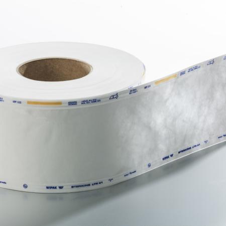 Klarsichtverpackungen aus Tyvek und Folie H2O2-Sterilisation